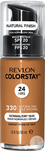 Revlon Colorstay Normal Dry Foundation Natural Tan N°330 30ml