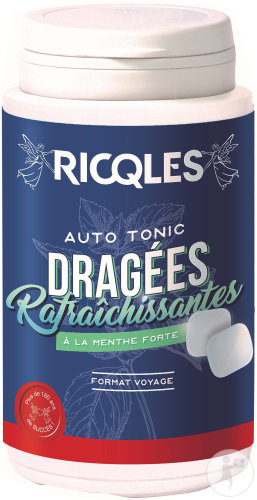 Ricqles Autotonic Dragees Tube 75g