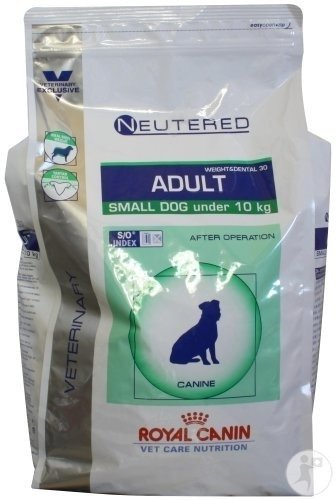 Royal Canin Vet Care Nutrition Weight Dental Neutered Adult Canine 3,5kg
