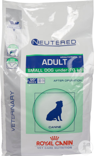 Royal Canin Veterinary Diet Weight Dental Neutered Adult Canine 8kg