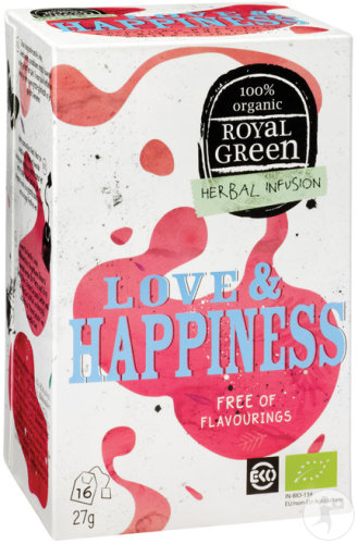 Royal Green Love and Happiness Thee 16 Zak