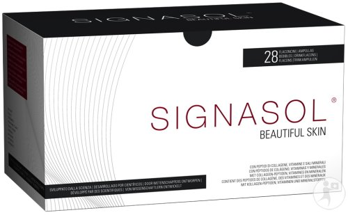 Signasol Beautiful Skin Flesjes 28x25ml