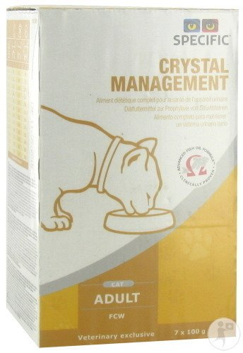 Specific FCW Crystal Prevention Kat 7x100g
