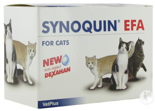 Synoquin Efa Cat Caps 3x30