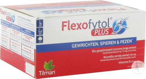 Tilman Flexofytol Plus 182 Tabletten