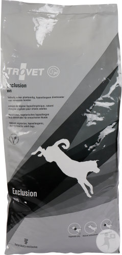 Trovet Exclusion NVD Hond 12,5kg