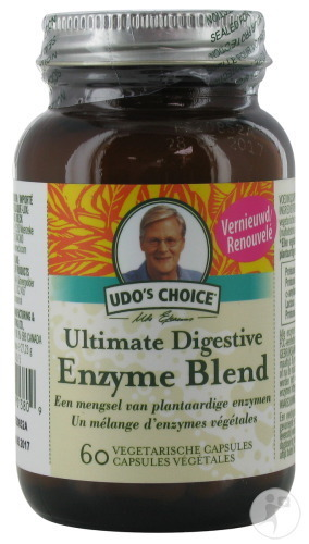 Udo S Choice Ultimate Digest.enzyme Blend V-caps60