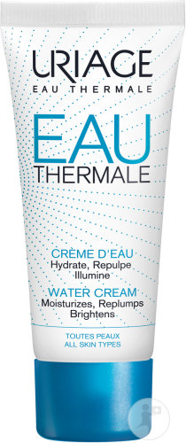 Uriage Eau Thermale Crème Op Waterbasis Alle Huidypes 40ml