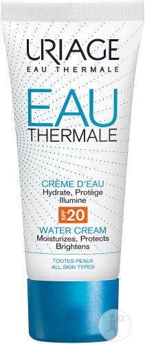 Uriage Eau Thermale Lichte Crème Op Waterbasis SPF20 Alle Huidtypes 40ml