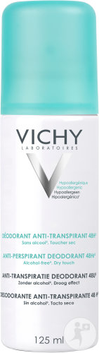Vichy Deodorant Anti-Transpiratie 48u Spray 125ml
