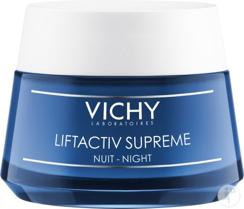 Vichy Liftactiv Nuit Supreme Anti-Rimpel Nachtcreme Pot 50ml