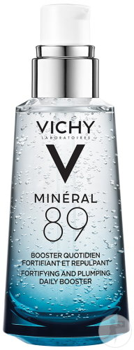 Vichy Minéral 89 Versterkende Hydraterende Booster Pompfles 75ml