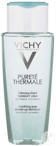 Vichy Pureté Thermale Oog Make-Up Verwijdering Fles 150ml