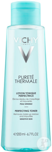 Vichy Pureté Thermale Tonic Lotion Perfectionerende Reiniging Fles 200ml