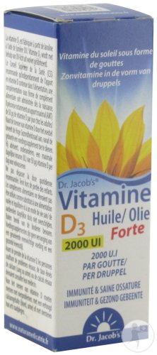 Vitamine D3 Forte Fl 20ml