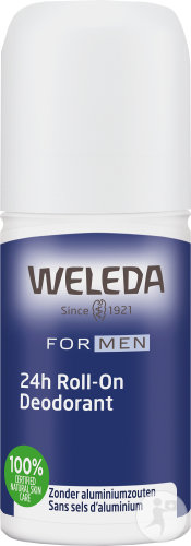 Weleda Deodorant Man 24h Roll-On 50ml