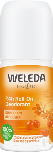 Weleda Duindoorn 24h Deodorant Roll-On