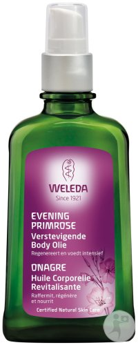 Weleda Evening Primrose Verstevigende Body Olie 100ml