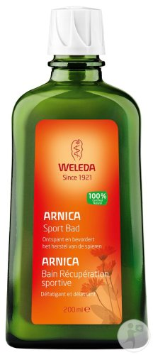 Weleda Sport Bad Met Arnica Fles 200ml