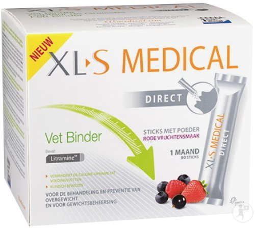 XLS Medical Direct Vet Binder 90 Sticks