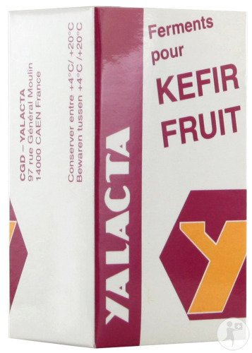 Yalacta Kefir Fruit